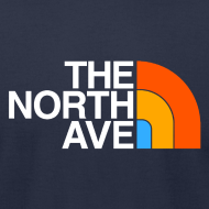 Design ~ North Ave - Men's T