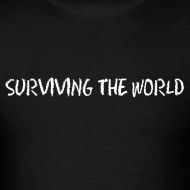 Design ~ Surviving the World (Front + Back)