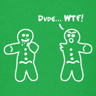 Design ~ Gingerbread Cannibalism
