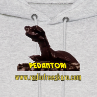 Design ~ Pedantor! (Hooded Sweatshirt)