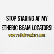 Design ~ Etheric Beam Locators (T-Shirt)