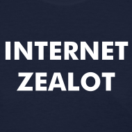 Design ~ Internet Zealot Women's Standard Shirt