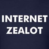 Design ~ Internet Zealot Mens Standard Shirt