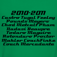 Design ~ 2010-2011 Team Shirt