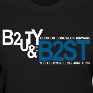 Design ~ |BEAST| - B2UTY & the B2ST