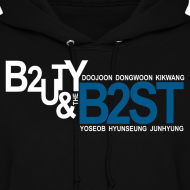 Design ~ |BEAST| - B2UTY & the B2ST Jacket Version
