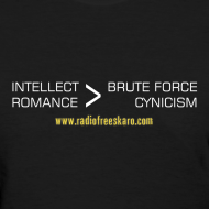 Design ~ Intellect & Romance (T-Shirt)