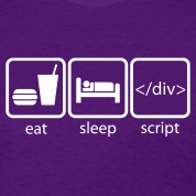 Eat Sleep Script