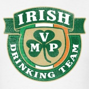 Irish Drinking Team MVP Shield