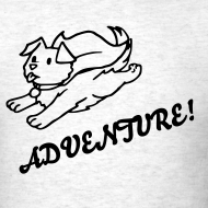 Design ~ Nummy Muffin ADVENTURE Tee (Men's)