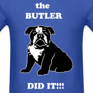 Design ~ Butler Did It!