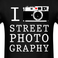 Design ~ I Shoot Street Photography [Men's]