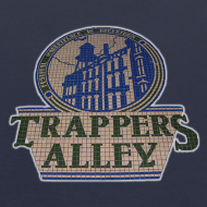 Design ~ Trappers Alley DWD Kid's Hooded Sweatshirt
