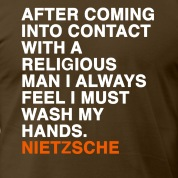 nietzsche quote T-Shirts
