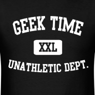 Design ~ GeekTime Unathletic Dept