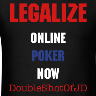 Design ~ Legalize Online Poker Now
