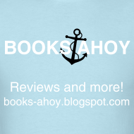 Design ~ Books Ahoy Men's T-shirt (Blue)