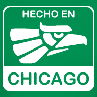 Design ~ Hecho En Chicago Light