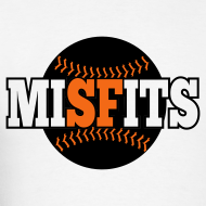 Design ~ MiSFits - SF GIANTS - White