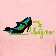 Design ~ The Minty women's long sleeved pink