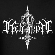 Design ~ Helgardh Crucifix Logo Men's T