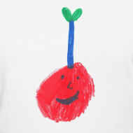 Design ~ A Cherry Tee for Charity (Freaky Stem Cherry)