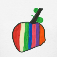 Design ~ A Cherry Tee for Charity (Rainbow Cherry)
