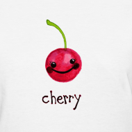 Design ~ A Cherry Tee for Charity (Cheery Cherry)