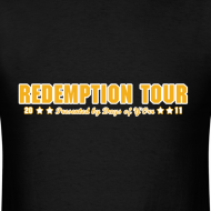 Design ~ Redemption Tour -- men's standard