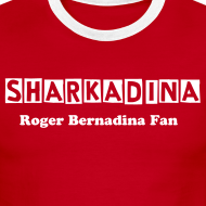 Design ~ Sharkadina: Roger Bernadina Fan Tee
