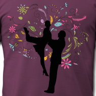 Design ~ Colorful Tango - Mens
