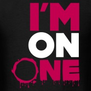 I'm On One Throwed Shirt T-Shirts
