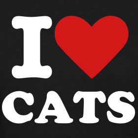 Design ~ I Heart Cats