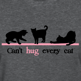Design ~ Can't Hug Every Cat
