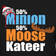 Design ~ 50% Minion 50% MooseKateer