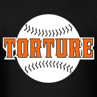 Design ~ Giants Torture - T-Shirt - Black