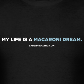 Design ~ MY LIFE IS A MACARONI DREAM