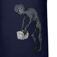 Design ~ Enderman - Men's - S - 2XL
