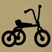 Tricycles T-Shirts