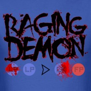 Raging Demon