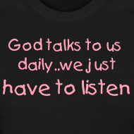 Design ~ Listen To God