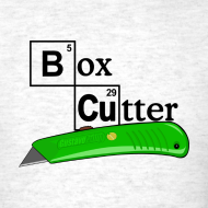 Design ~ Gustavo Fring's Box Cutter - Light T