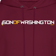 Design ~ Son Of Washington Hoodie