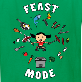 Design ~ Feast Mode (Kids)