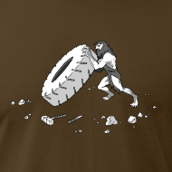 Design ~ Stone Age Strength (Men's)