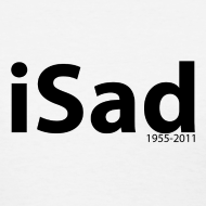Design ~ Steve Jobs 1955-2011 t-shirt