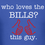 Design ~ Who Loves the Bills (M)