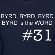 Design ~ Byrd is the Word (W) - Stnd