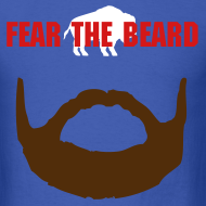 Design ~ Fear the Beard (M)