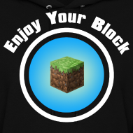 Design ~ Enjoy Your Block - Women's Hoodie